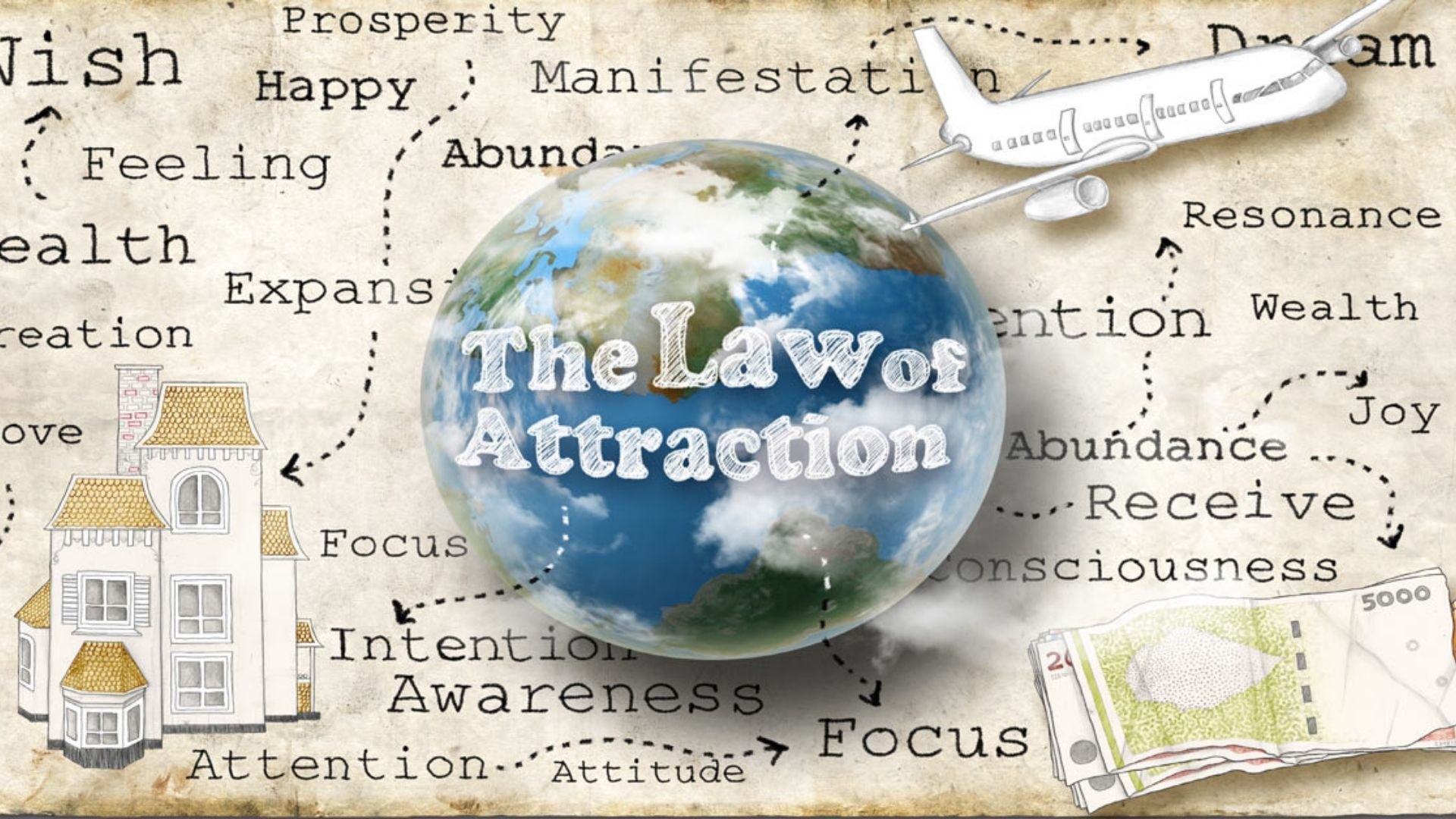 How to use the law of attraction to cure serious diseases